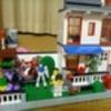LEGO 8403 シティ・ハウス