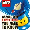 2017年9月7日新発売! 洋書「LEGO Absolutely Everything You Need to Know」