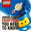 2017年9月7日新発売! 洋書「LEGO Absolutely Everything You Need to Know」