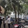 """ハノイのおすすめベトナム料理店 """"Phở cuốn Hương Mai"""""""
