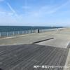 【釣り場】埋もれ行く林崎漁港ベランダ @只々指を咥えて見ているしか出来ません