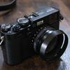 X100Fの純正レンズフードLH-X100を購入しました