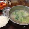 【明洞】神仙ソルロンタンで朝ごはん_2012/12〜2013/1