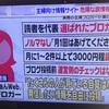 【のんびり休日⑥】今朝のニュース