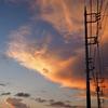 今日の一枚「品川さん雲」(2021.07.23) [空模様]
