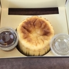 白金高輪『ガスタ』のバスクチーズケーキ