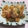 ピーマンの肉詰め→ミラノ風カツレツ→ナポリタン