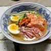 冷麺(ネンミョン)とネギチジミ