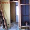 内装工事は着実に。