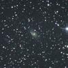 NGC6674 天の川のほど近く ヘルクレス座 銀河