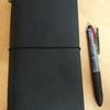 激務に耐えるペンと手帳。フリクションボールとトラベラーズノートがおすすめ