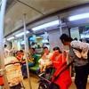 上海④ リニア龍陽路駅から地下鉄に乗り換え上海中心地へ行く方法&車内でおきた珍事件!