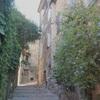 Jour 30-1 静かで美しい村、カーニュ・シュル・メール