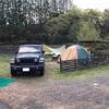 【大雨のキャンプ⛺️☔️  〜犬山キャンプ場〜】