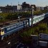 第1077列車 「 甲183(+甲182) 西武鉄道40000系(40151f)の甲種輸送を狙う 」