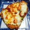 チキン+ピザ