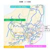 2018-06-02土曜は、外環道がつながる(首都高湾岸線Bや国道357号から三郷南ICの間)