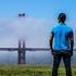 アメリカ往復ソロキャンプの旅⑭ゴールデンゲート霧ブリッジ【サンフランシスコ】