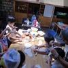 なつやすみ 子どもプロジェクト-ピザ釜でピザを焼く-