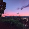 ピクセル5aで夕暮れの琵琶湖を撮影 (補正機能がすごい)