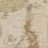 1944 日本 西南太平洋精圖 南シナ海の島嶼群が日本名を付けられて表記