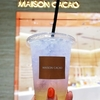 フルーツとしてのカカオを楽しむ【MAISON CACAO】カカオビネガーソーダレモネード@NEWoMan横浜