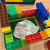 お魚 レゴ教室