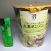 シャキっとれんこん入り 生姜タンメンを食べてみた。