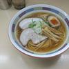 八王子【煮干鰮ラーメン圓】醤油ラーメン並盛り ¥720