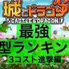 【2019年4月23日更新】城とドラゴン!最強中型キャラランキング!【3コスト 進撃編】
