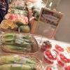 有機野菜マルシェ@オーロラタウン