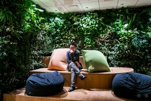 コンクリートジャングル六本木のオアシス dmm.com に行ってきた!#六本木のジャングル