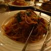 香箱入りのスパゲッティ