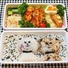 クマ弁当その5/My Homemade Boxed Lunch/ข้าวกล่องเบนโตะ