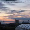 浜ちゃん日記  早起きと黎明の空