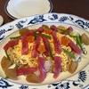 玄米ご飯と残り物を使ってちらし寿司