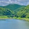 沖浦ダム(青森県黒石)