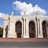 昨日の日本テレビ「世界の果てまでイッテQ!」イモトアヤコさんがウズベキスタンを訪問 ~親日の象徴ナボイ劇場や建設秘話が紹介~