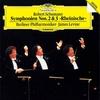 シューマン:交響曲第2番&第4番 / レヴァイン, ベルリン・フィルハーモニー管弦楽団 (1987,1990/2014 FLAC)