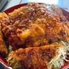 会津若松・重慶のソースカツ丼。