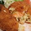 住吉大社のあとのランチ 洋食やろくで名物玉子コロッケ