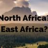 スーダン共和国は北アフリカ?東アフリカ?アラブ諸国?どこなのー!