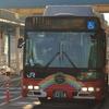 大船渡線BRTから気仙沼線BRTへの直通運転