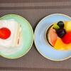 今日のおやつ 新宿高野のストロベリーショートケーキ