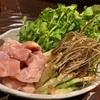 【せり鍋の季節】三代目文治(日比谷)