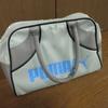 PUMA ・ PAN AM のスポーツバッグ 引退