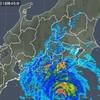 台風15号がやってくる…。
