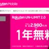 Rakuten UN-LIMIT回線を物理SIM→eSIMに切り替えた場合の物理SIMの処理方法