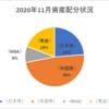 【資産状況】【配当の軌跡】2020年11月の総資産は515万円!