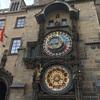 プラハ旧市街広場にある時計塔に登る!